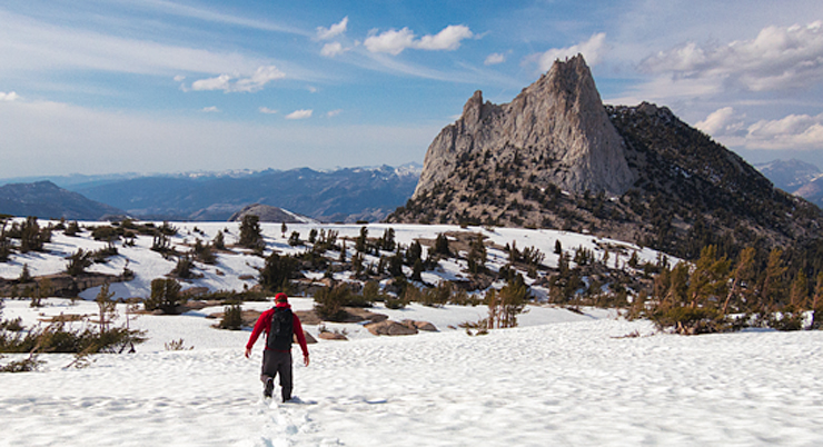 Guided day hikes in Yosemite National Park